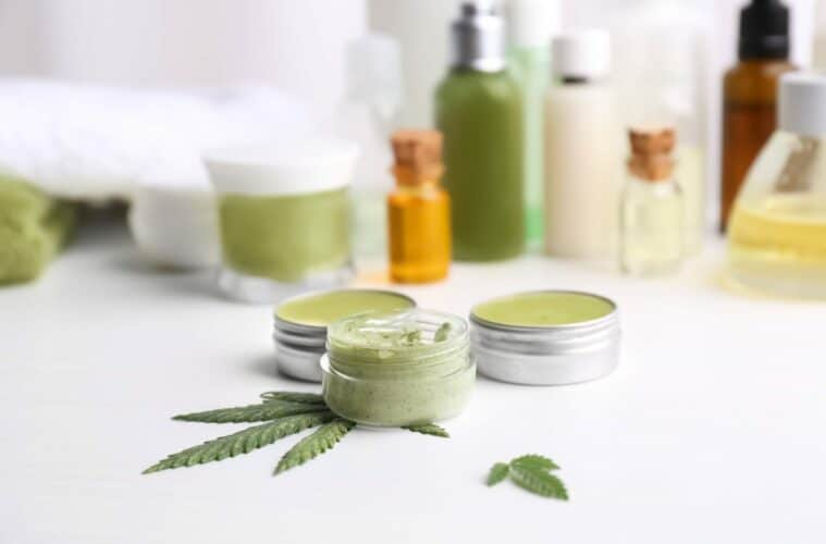 cbd topical balm