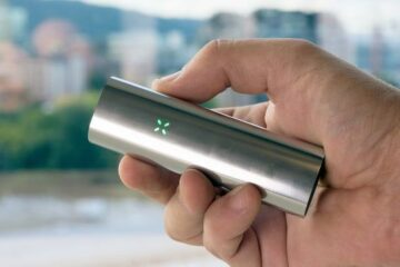 PAX 3 Dry Herb Vape Front
