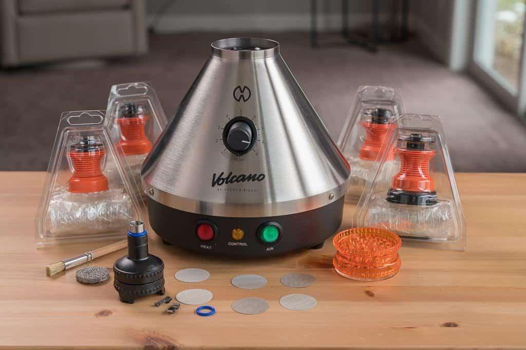 Volcano Vaporizer Original
