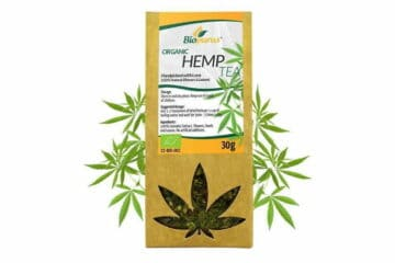 Biopurus Hemp Tea