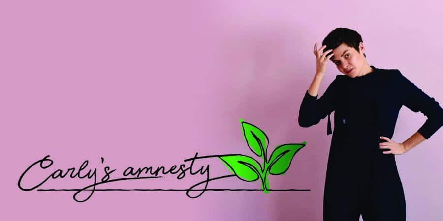 Carly's Amnesty BAnner