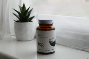 Fog Clarity 25mg Capsules