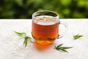 Best CBD Tea UK